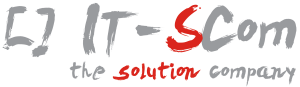 IT-SCom GmbH Logo
